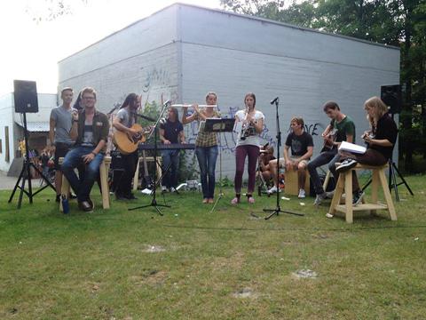 HBK-Band-beim-Sommerfest-k